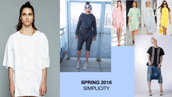 SPRING 2016 TREND